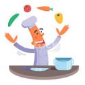Curso de Técnicas de Base da Cozinha – Gastronomia básica