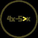 Curso de Inequação Exponencial – Matemática