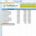 Curso de Segmentação de dados no Excel